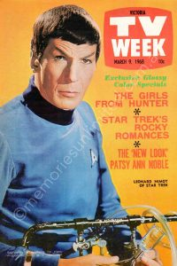 TV Week 1968 March 9