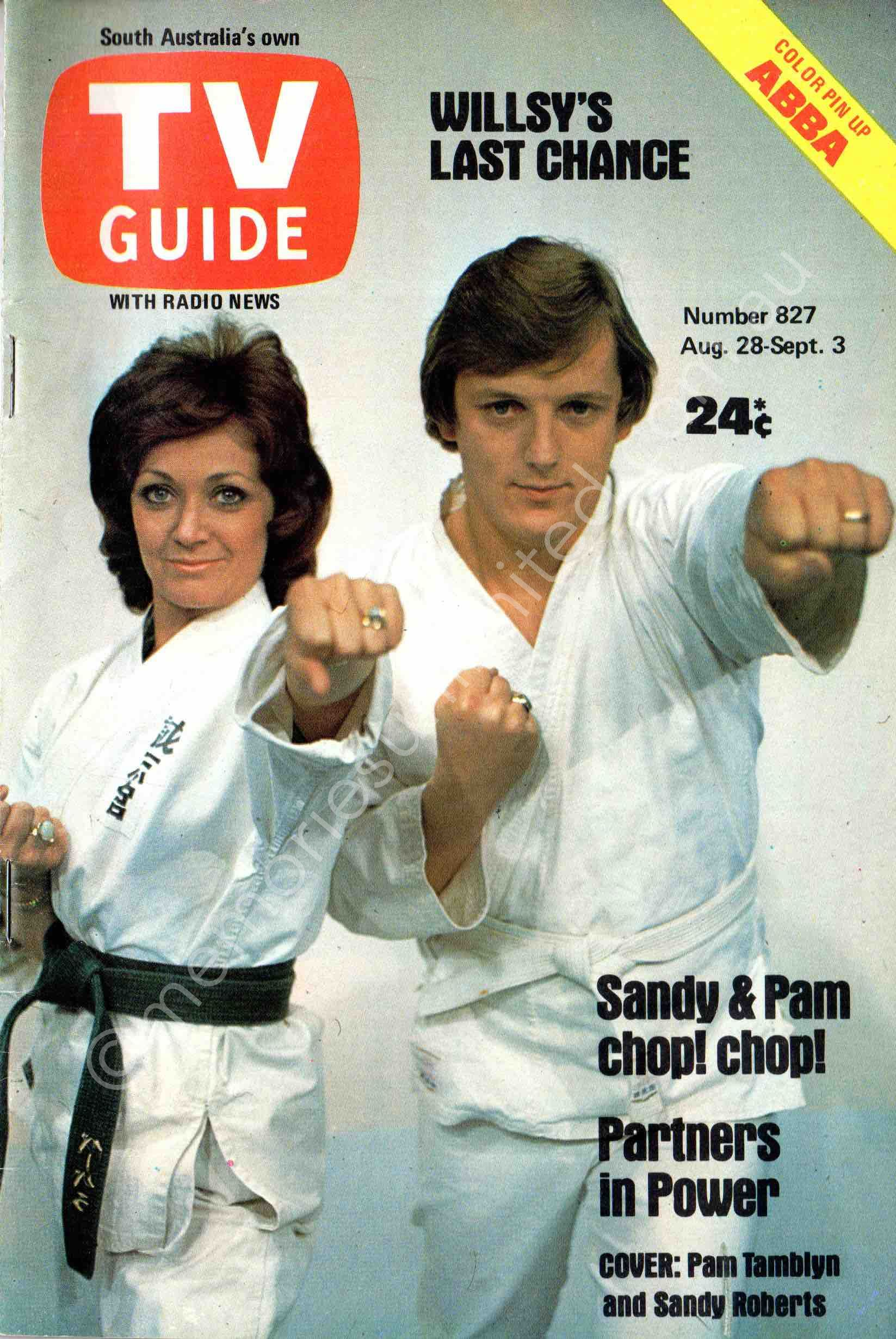 TV Guide 1976 August 28 (South Australia)