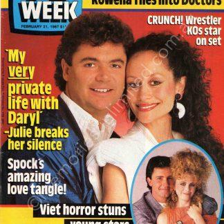 TV Week 1987 February 21