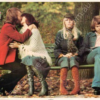 Spunky! magazine Australia, Spunky music magazine, ABBA