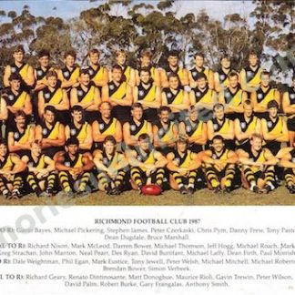 Richmond Football Club – Memories Unlimited