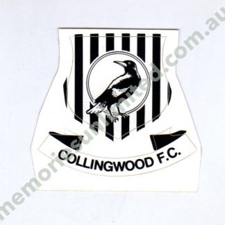 collingwood sticker, rare vfl
