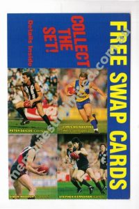 PANEL A – DAICOS, MAINWARRING, MADDEN, KERNAHAN (1989 MARK MAGAZINE)