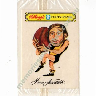 afl footy cards rare