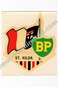 ST.KILDA (1965 BP 'FOOTY FLAGS')
