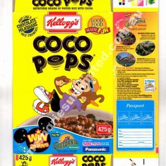 Advertising, collectables, memorabilia, rare, vintage, cereal package, culture, cornflakes, retro, kellogg's