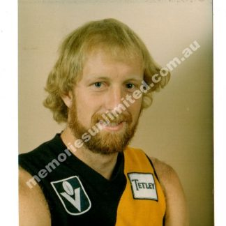 VFL AFL memorabilia, collectables, aussie rules, Australian Football, richmond fc, tigers, gotiges