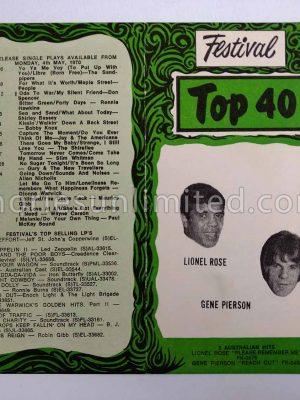 1970 05 08 LIONEL ROSE – GENE PIERSON