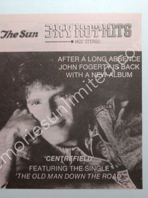 1985 02 22 JOHN FOGERTY