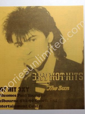 1985 05 10 PAUL YOUNG