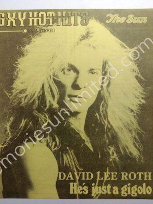 1985 06 07 DAVID LEE ROTH