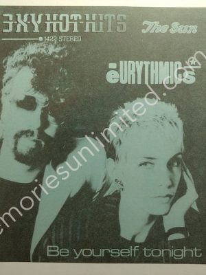 1985 06 14 EURYTHMICS