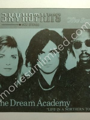 1985 08 09 THE DREAM ACADEMY