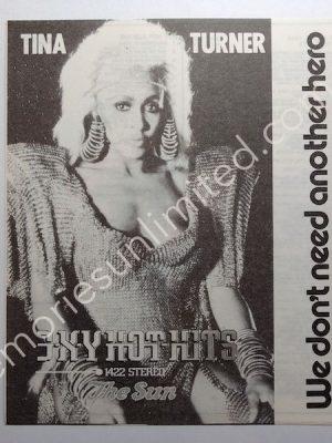 1985 08 16 TINA TURNER