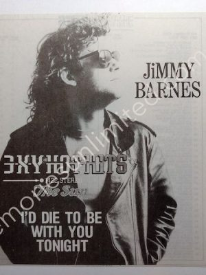 1985 10 04 JIMMY BARNES