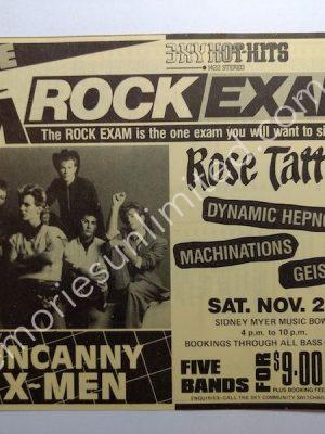 1985 11 08 UNCANNY X-MEN