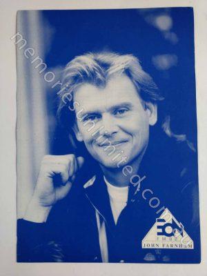 1988 07 21 JOHN FARNHAM