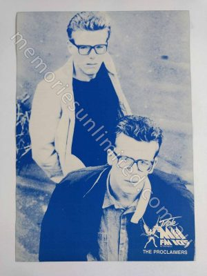 1989 02 09 THE PROCLAIMERS