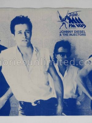 1989 03 23 JOHNNY DIESEL & THE INJECTORS